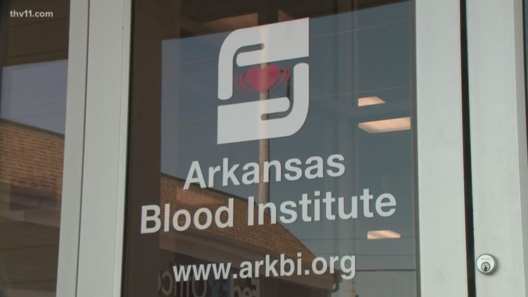 Increased blood usage from hospitals leaves Arkansas in serious need of donations