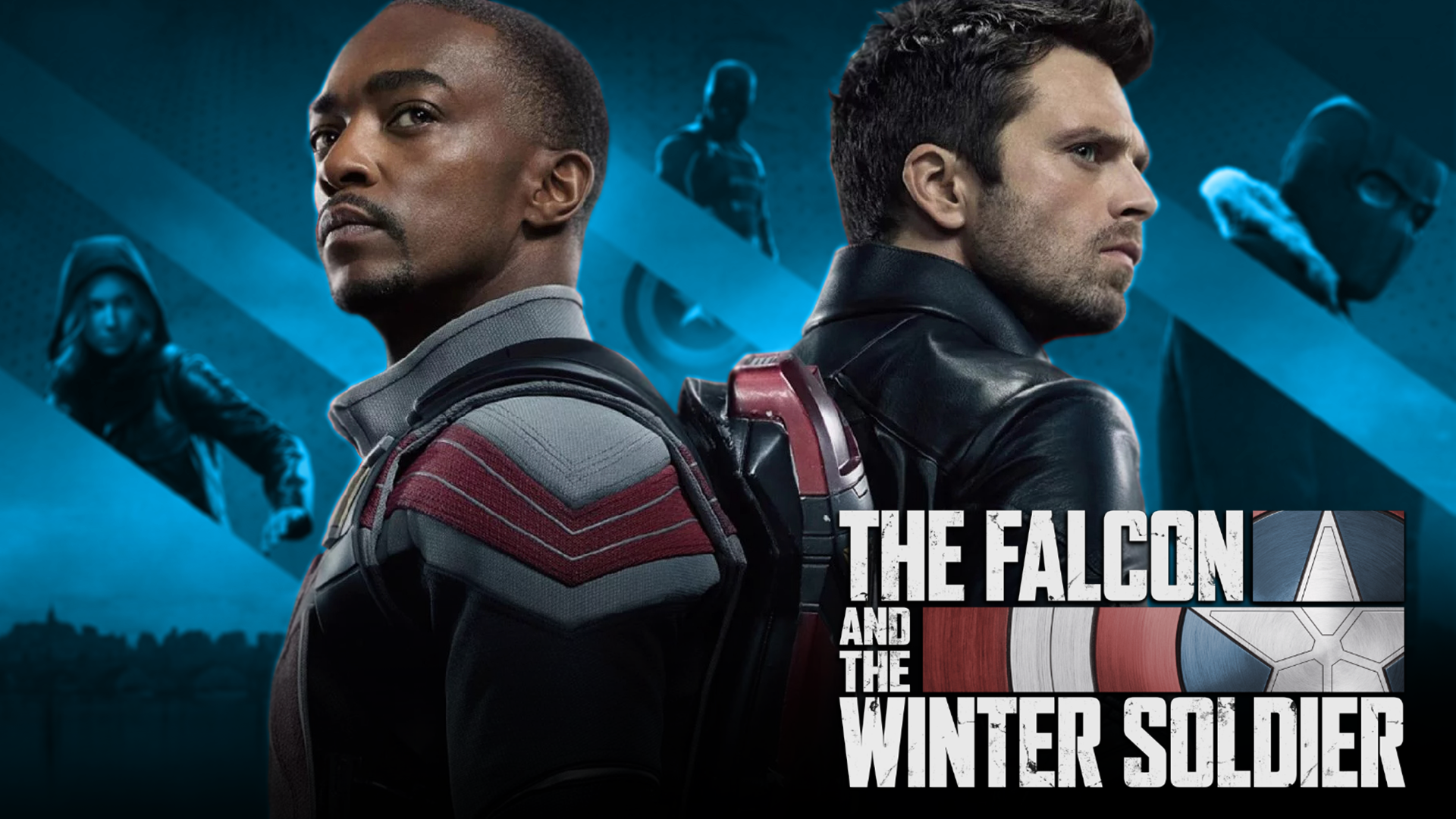 A new Captain America is crowned in Falcon & the Winter Soldier
