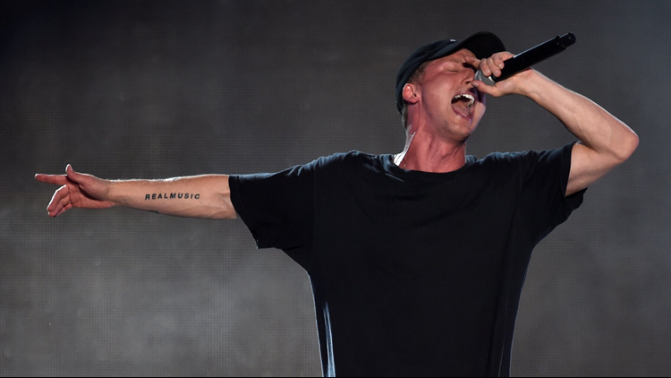 American rapper NF bringing tour to Walmart AMP this fall