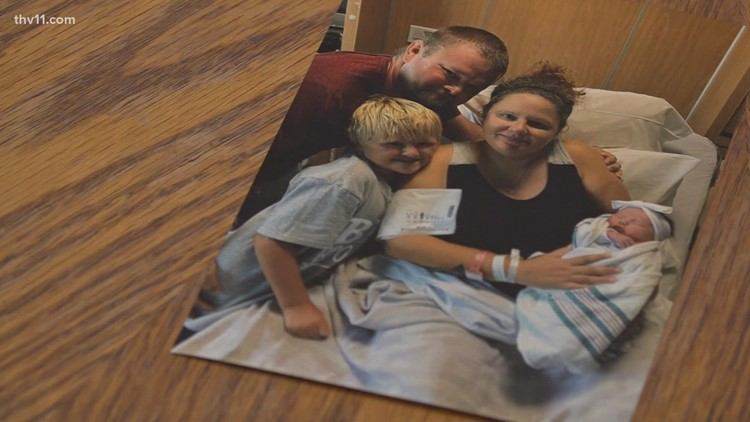 Arkansas mom dies from COVID-19 complications just weeks after giving birth
