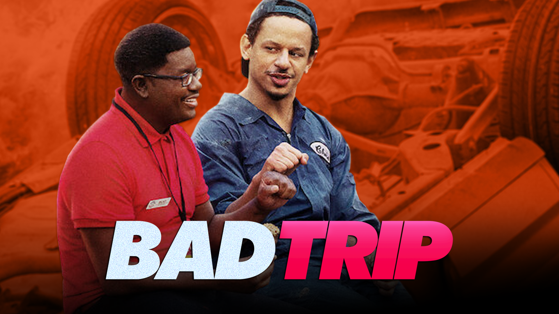 Bad Trip is peak Eric André pranks and gross-out humor