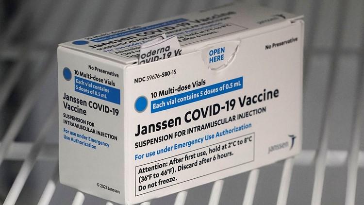 EU regulator finds link between J&J shot and blood clots
