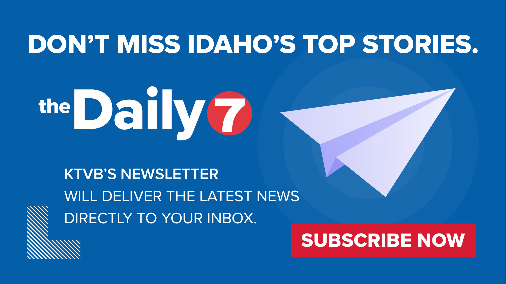 The Daily 7 Newsletter