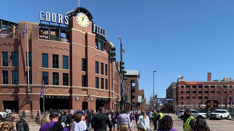 Colorado Rockies now say fan was calling for Dinger, not using racial slur