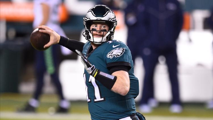 QB Carson Wentz excited to be part of Colts community