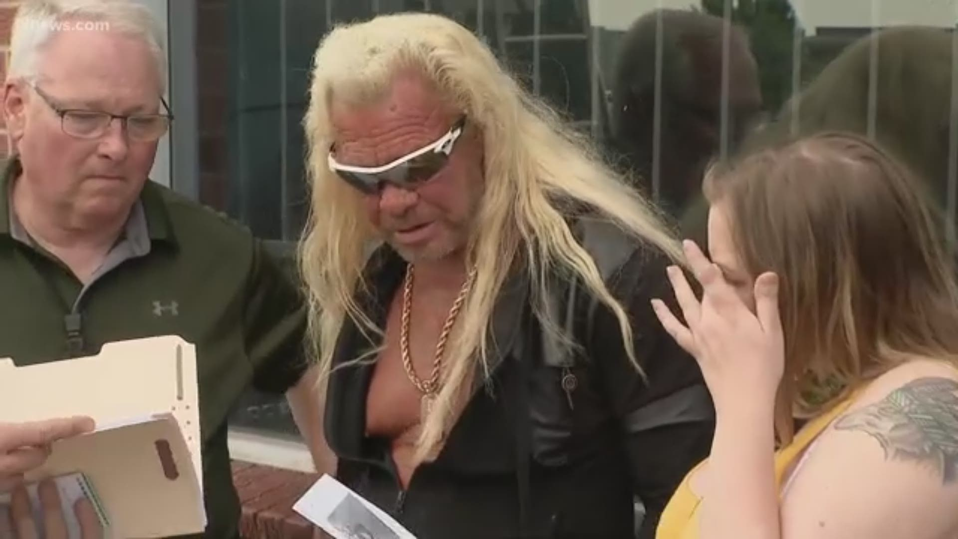 Dog The Bounty Hunter Wants Viewers To See Late Wife S Bravery In