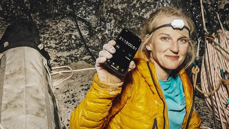 Colorado native free climbs El Capitan in less than one day