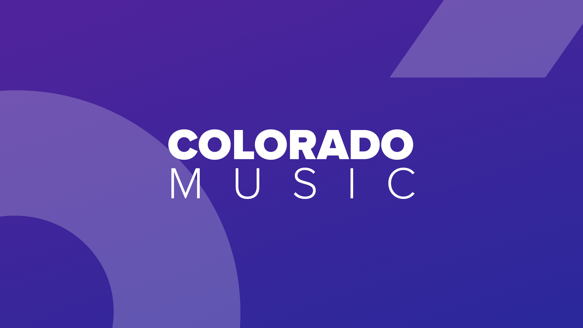 Colorado Music