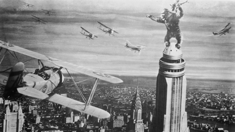 'King Kong' returns to theaters for one day only