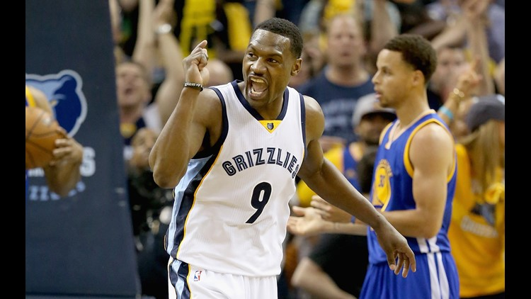 Opinion   The Grizzlies need to go about this jersey retirement very carefully   Richard Ransom