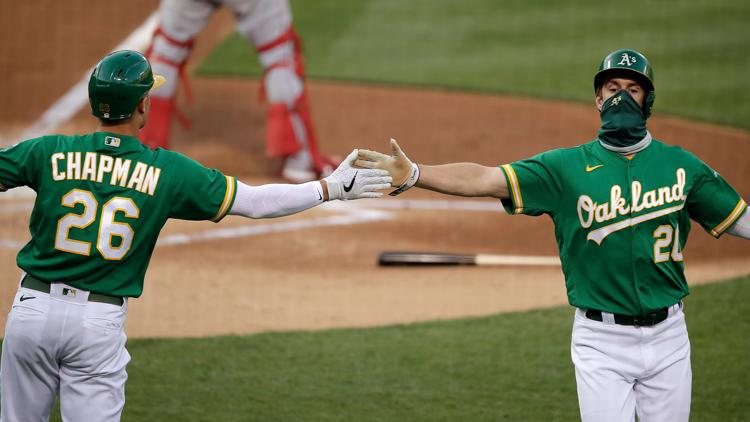 Oakland A's not playing finale against Texas Rangers to support racial justice