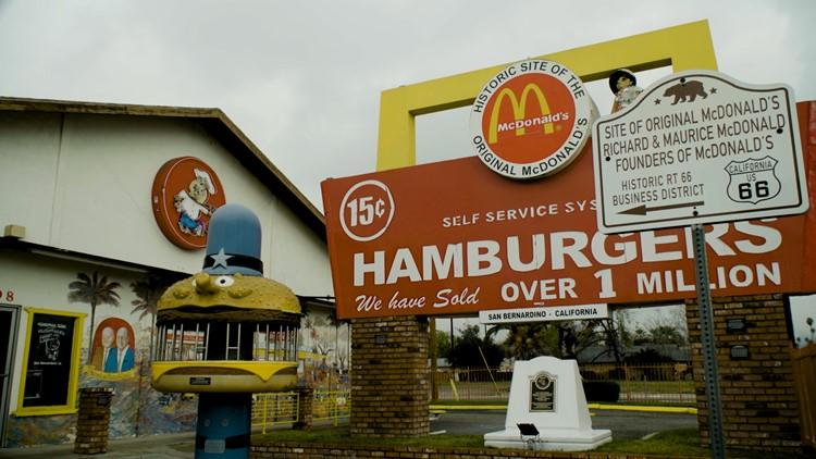 The original McDonald's is a museum in San Bernardino | Bartell's Backroads