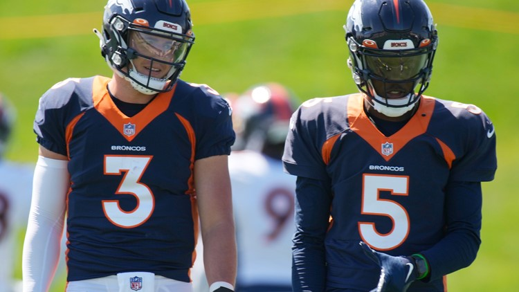 Broncos, Jaguars name starting QB's; today's sports stories you need to know