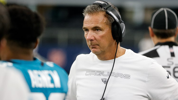 NFLPA investigating Jaguars coach Urban Meyer after player vaccine status comments