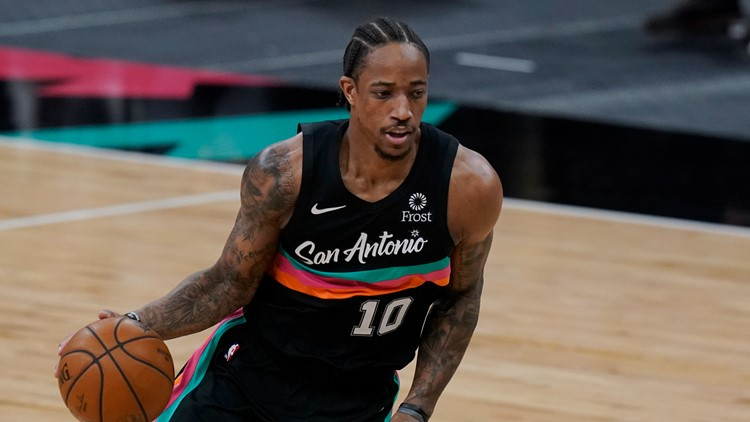 NBA free agency tracker: DeMar DeRozan to Chicago Bulls; Carmelo Anthony joins LeBron James