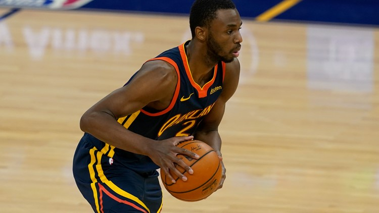 Reports: Warriors' Andrew Wiggins still unvaccinated, could be ineligible for home games