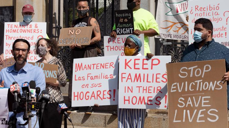 No, CDC can't extend eviction moratorium without congressional authorization first