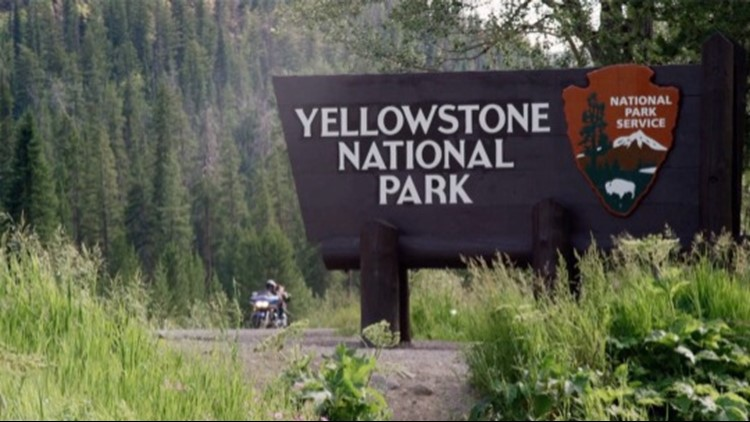 Yellowstone National Park Had to Ban This Man For Doing This Very Weird Thing in a Hot Spring