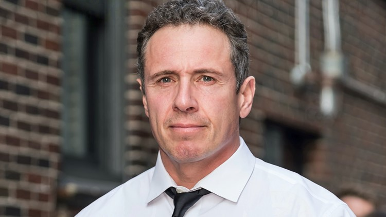 Chris Cuomo Accused of Sexual Harassment After Grabbing the 'Buttocks' of Former Boss