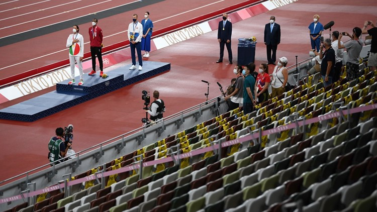 How Having No Fans at the Tokyo Olympics Has a Huge Psychological Impact on Athletes