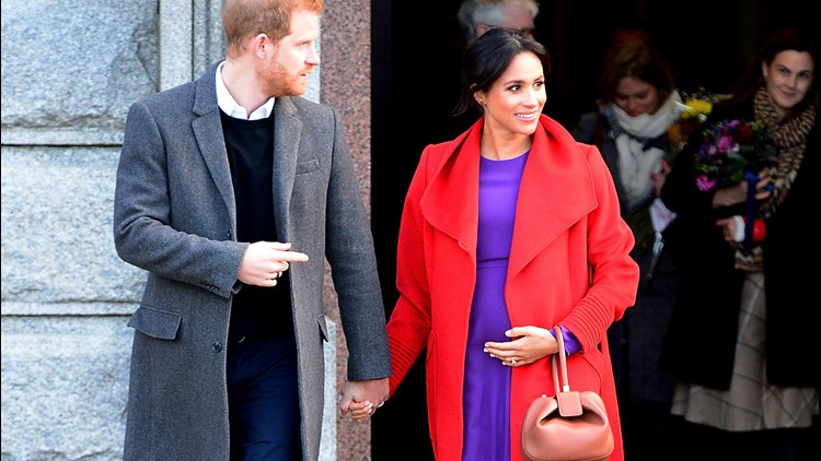 Meghan Markle Pens Open Letter to Advocate Paid Leave Program for New Parents