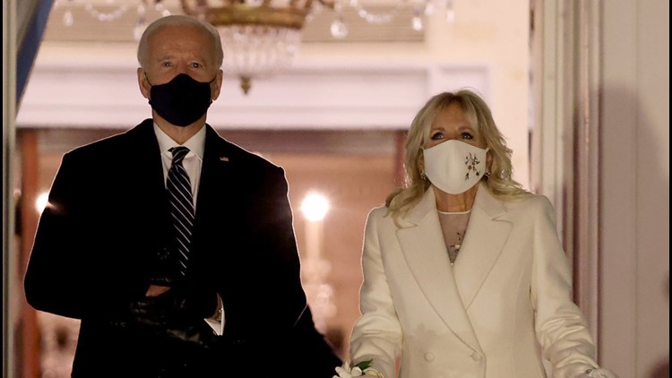 Jill Biden Feels 'Naked' With the CDC's Relaxed New Guidelines