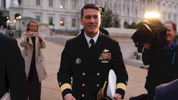Rep. Ronny Jackson Made Sexual Comments, Violated Alcohol Policy and Took Ambien While Working as WH Physician: Report