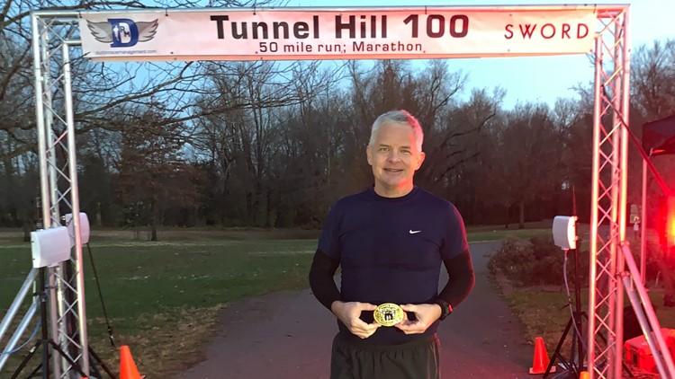 Memphian runs 100 miles to help local group HopeWorks