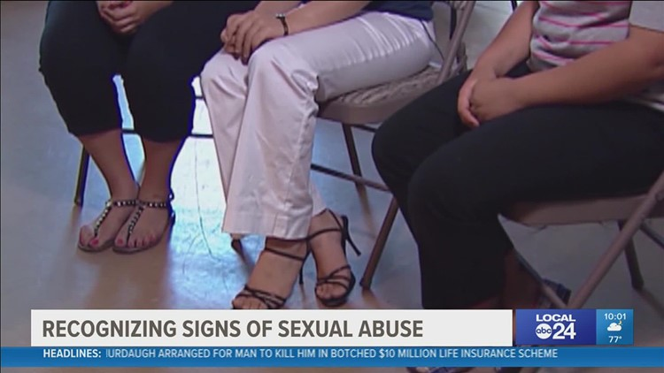 Therapist shares how to overcome trauma of sexual abuse, recognize warning signs