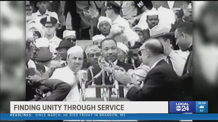 Opinion | How will you volunteer for MLK Days of Service? | Richard Ransom