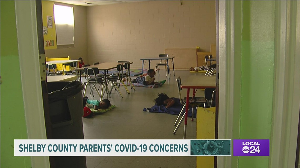 COVID & kids in Shelby County: School mask mandate reaction from the front line