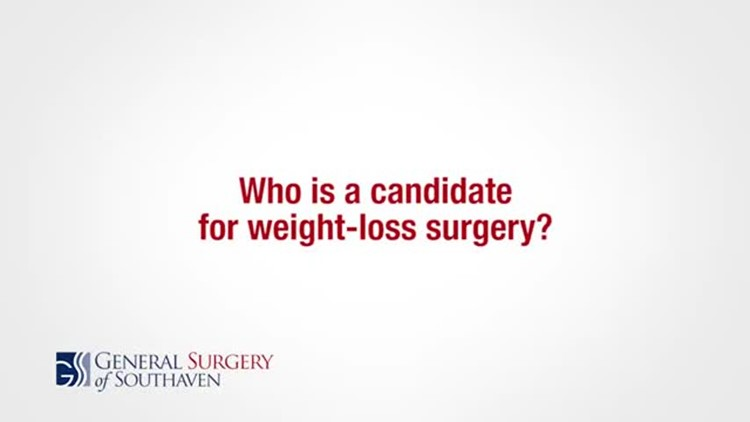 Who Is a Candidate for Weight Loss Surgery?