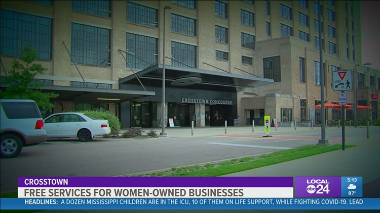 New center helps women-owned businesses with resources and support for free