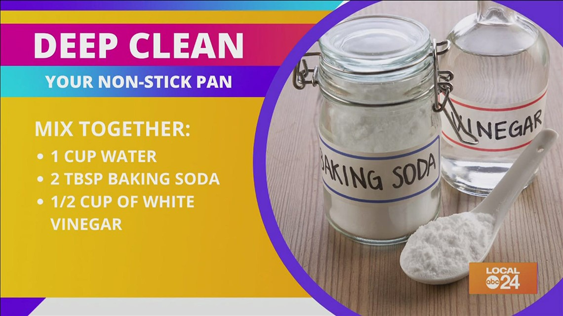 Cleaning hack of the day!