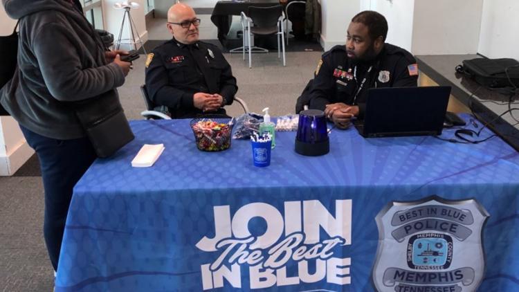 Memphis Police Department needs new recruits