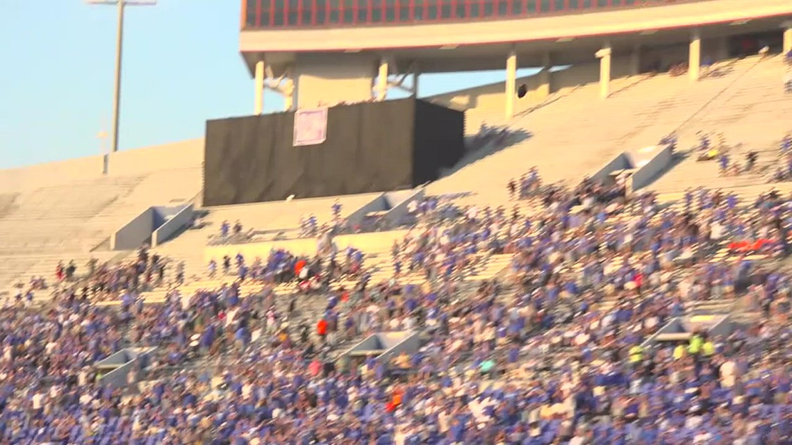 Tigers football hopes to bounce back after loss, opening AAC play at Temple