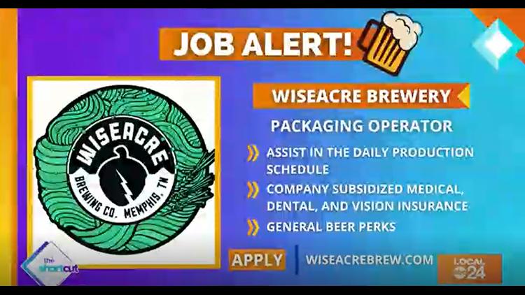 Wiseacre Brewery job - packaging operator wanted!