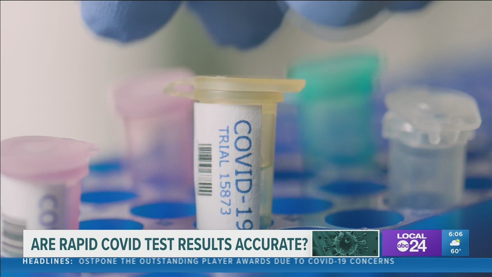 Process For Getting A Rapid Covid 19 Test And How Accurate Is It 10tv Com