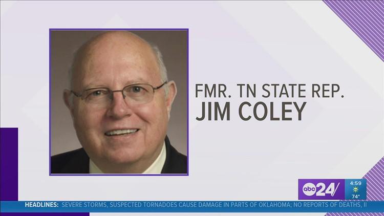Former State Representative Jim Coley passes away at 70
