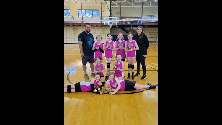 Playing for a purpose: the way one family used volleyball to raise money for stage IV breast cancer patients