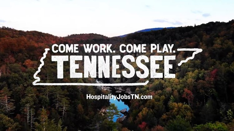 Tennessee tourism leaders launch ads aimed at filling hospitality jobs