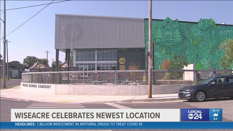 Wiseacre Brewing Company celebrates its newest location