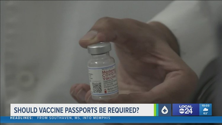 Should politicians be allowed to require vaccine passports?
