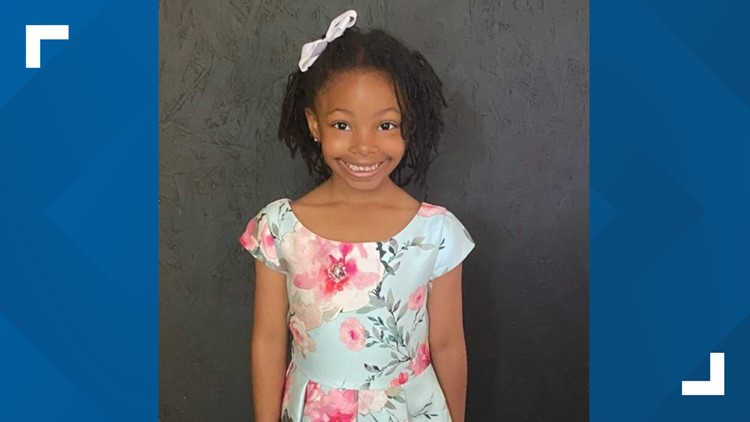 7-year-old Eden Slaughter wants to be the next big newscaster