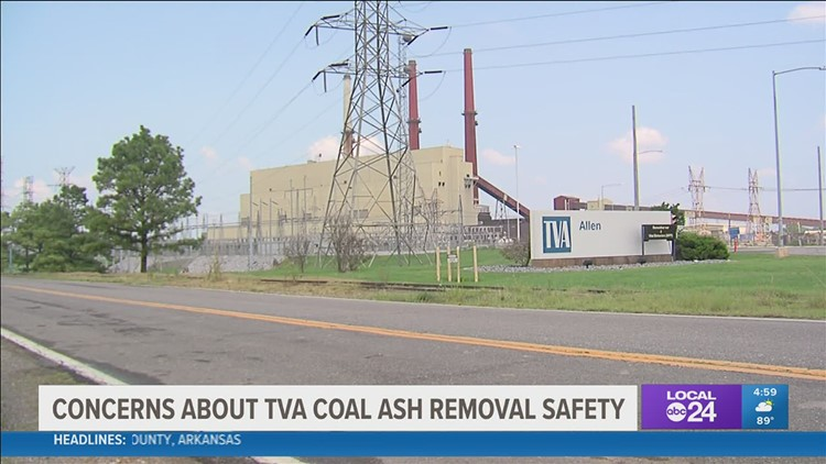 Environmentalists concerned about plans for TVA coal ash clean up