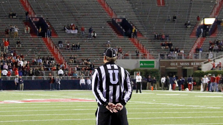 No tailgating/rallies, no cash, masks required: Mississippi Governor issues order on college football