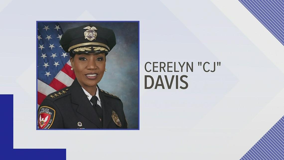 Memphis Next Top Cop: CJ Davis
