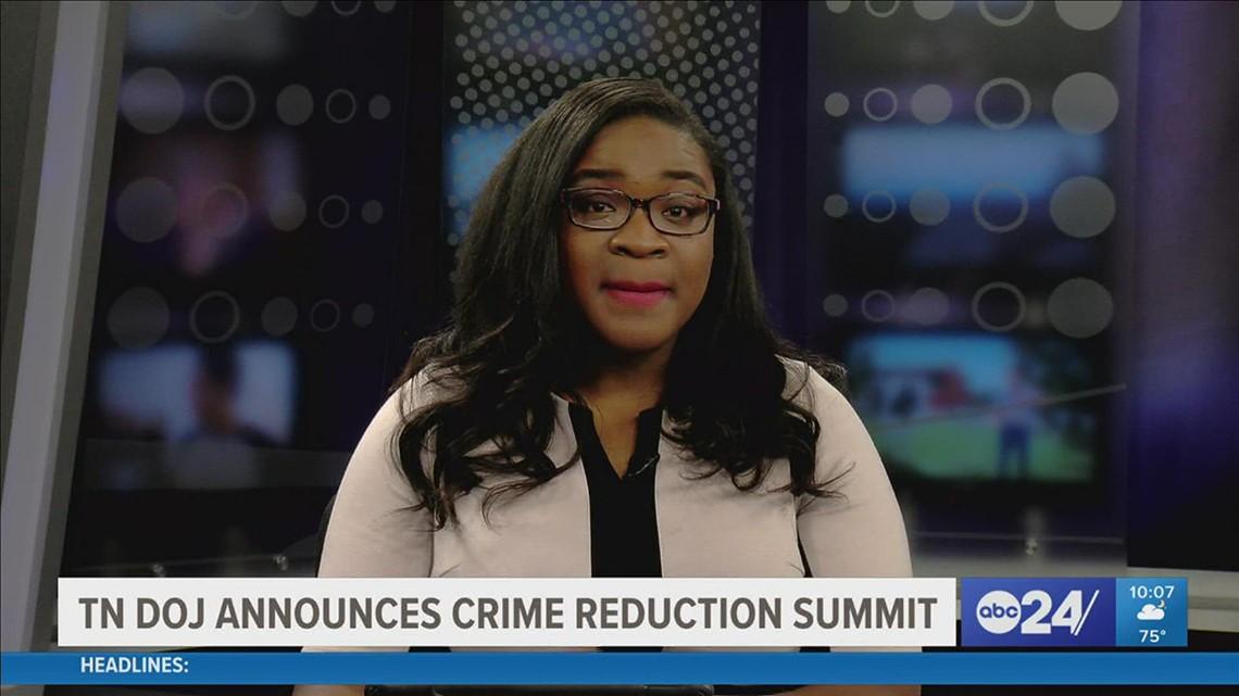 USDOJ announces effort to reduce violent crime in Memphis