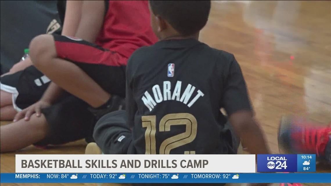 Munford grad turned pro baller, hosts skills camp for kids