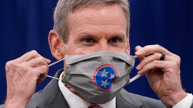 Gov. Bill Lee signs executive order extending some COVID-19 restrictions at sporting events in Tennessee